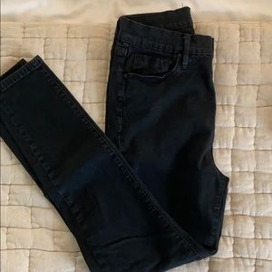 URBAN OUTFITTERS - UO Black High Waisted Jeans